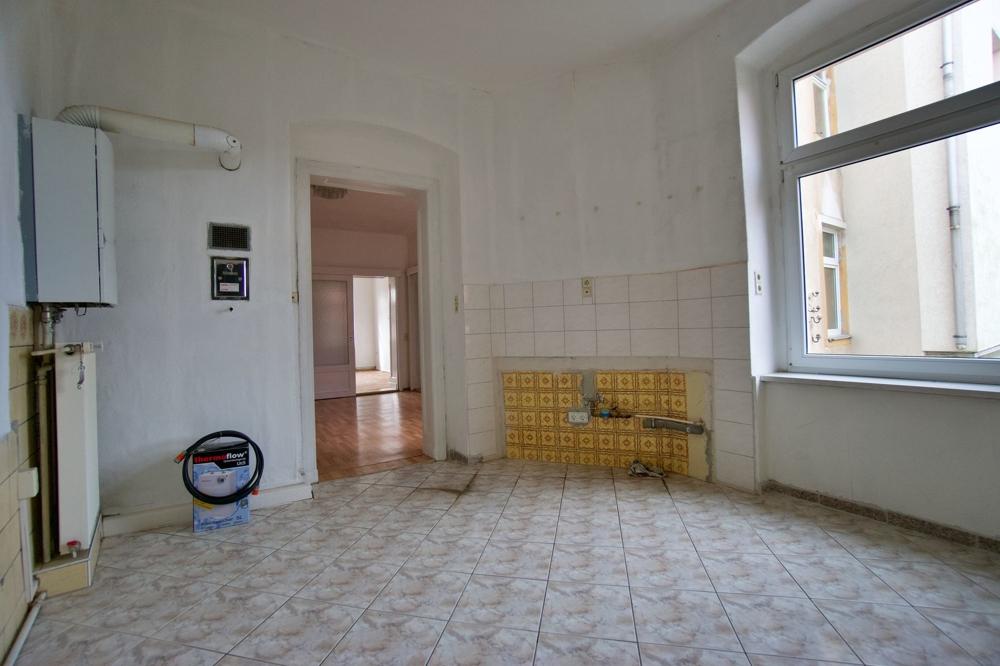 3 Raum Wohnung 1.OG rechts