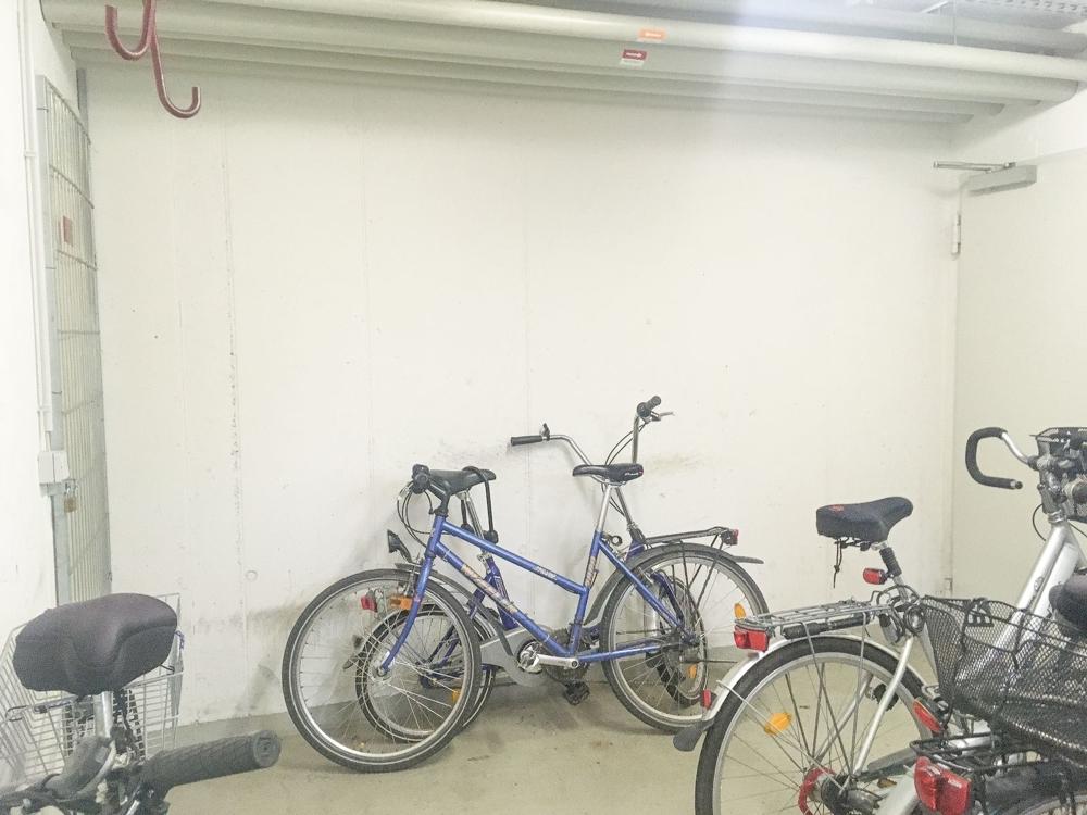 Fahrradraum