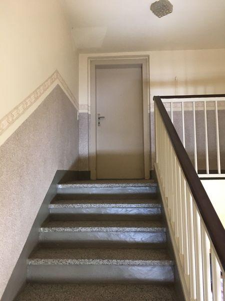 Treppenhaus zum Dachboden