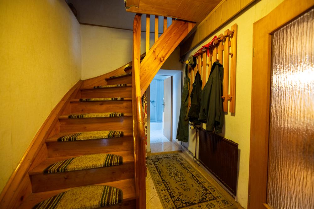 Treppenaufgang in 1.OG